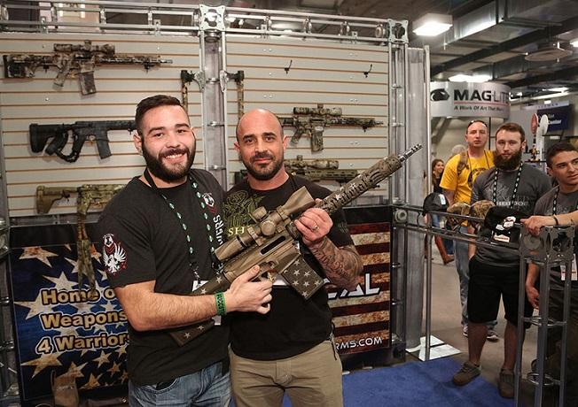 美国拉斯维加斯国际户外用品及射击狩猎用品展览会SHOTSHOW