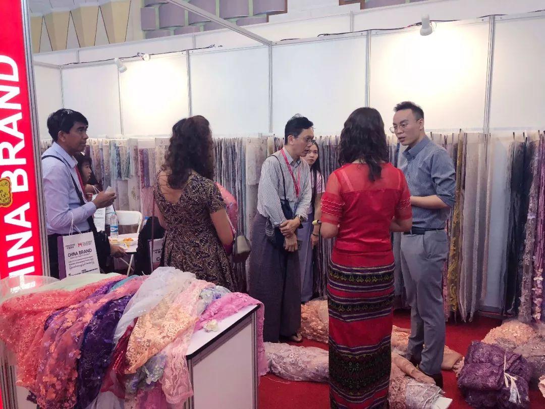 2019缅甸国际纺织及机械展带您领略最具潜力纺织新市场