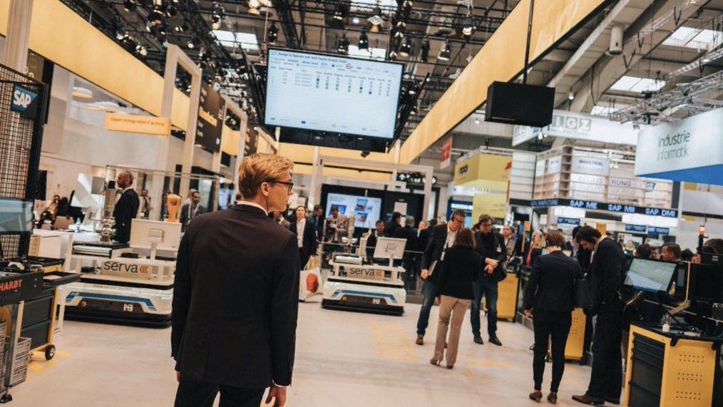 (取消)德国汉诺威工业博览会HANNOVER MESSE 2020