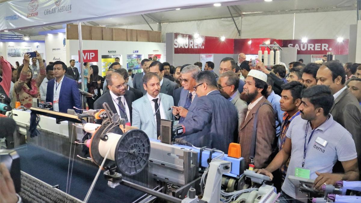 【展会推荐】2020年国际纺织机械类展会 纺织机械 纺织工业 制衣机械 服装辅料机械展