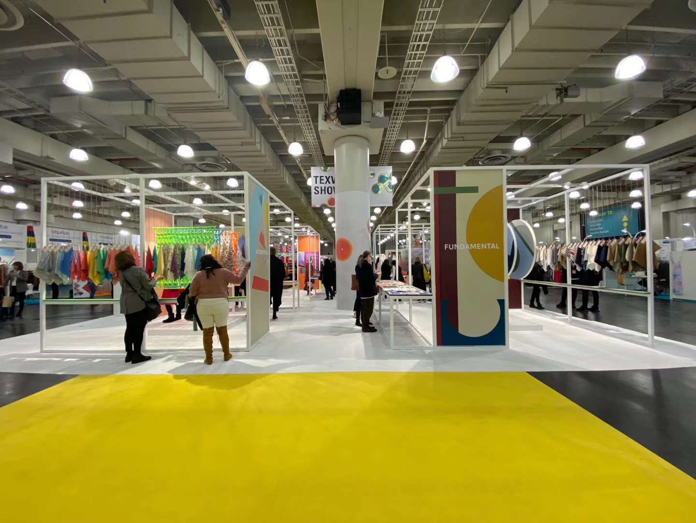 2020年纽约服装面料采购展Texworld USA开幕,一展看市场风向