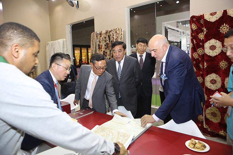 2020中国国际家用纺织品及辅料(秋冬)博览会