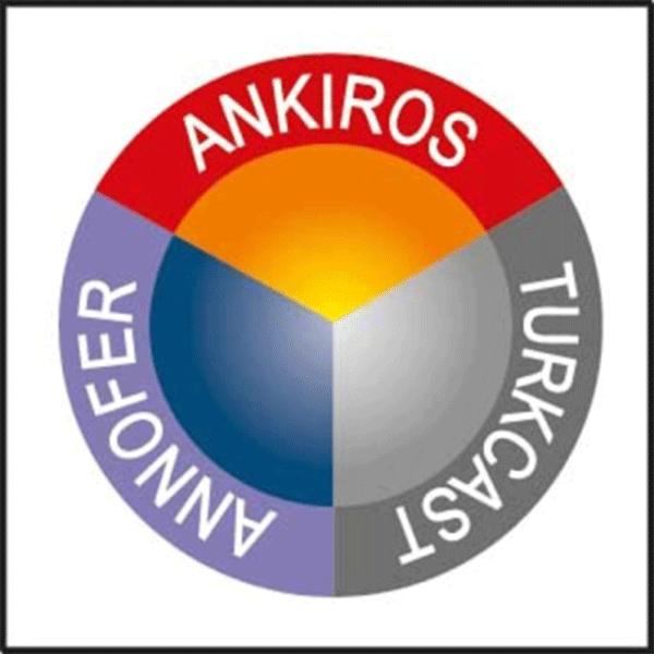 土耳其伊斯坦布尔国际钢铁及铸造技术展览会ANKIROS ANNOFER TURKCAST