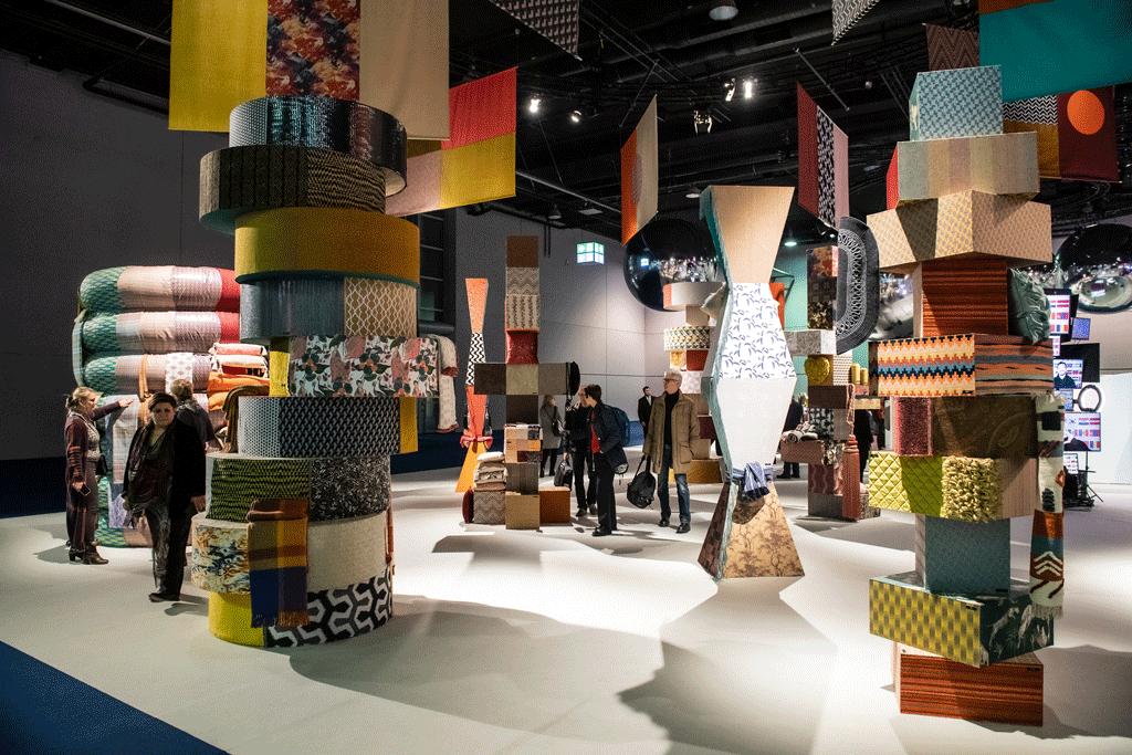 法兰克福国际家用及商用纺织品展览会 Heimtextil
