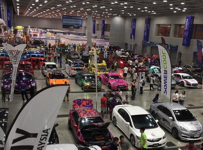 马来西亚吉隆坡汽车配件及售后服务展览会Automechanika Kuala Lumpur