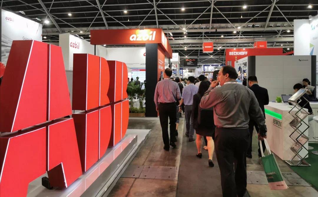 2019年新加坡工業博覽會如期舉行,現場報道展會盛況
