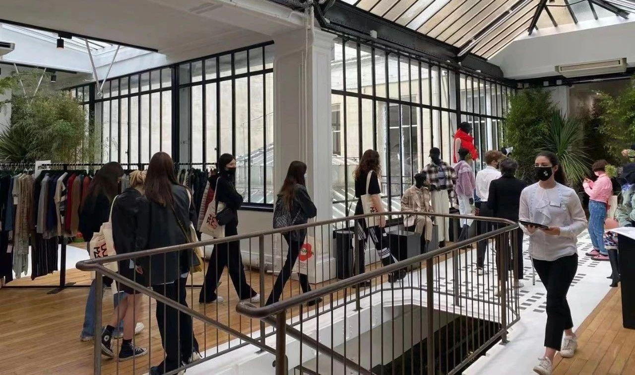 2021年7月法国巴黎高端展示厅(Texworld Evolution Paris-Le Showroom)